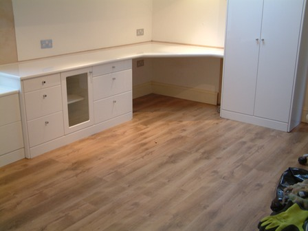 Study  Goldstar Fitted Furniture Ltd specialises in the design